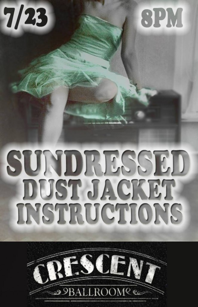 SundressedAndDustJacket